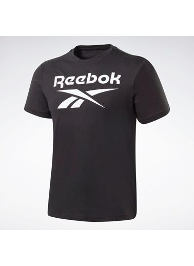 Reebok REEBOK ERKEK T-SHIRT FK2657 Siyah